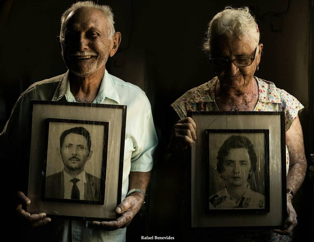 Imagem capa - Retrato por Rafael Benevides