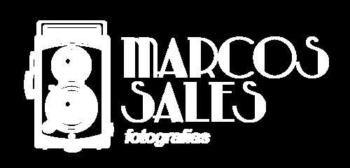 Logotipo de Marcos Sales