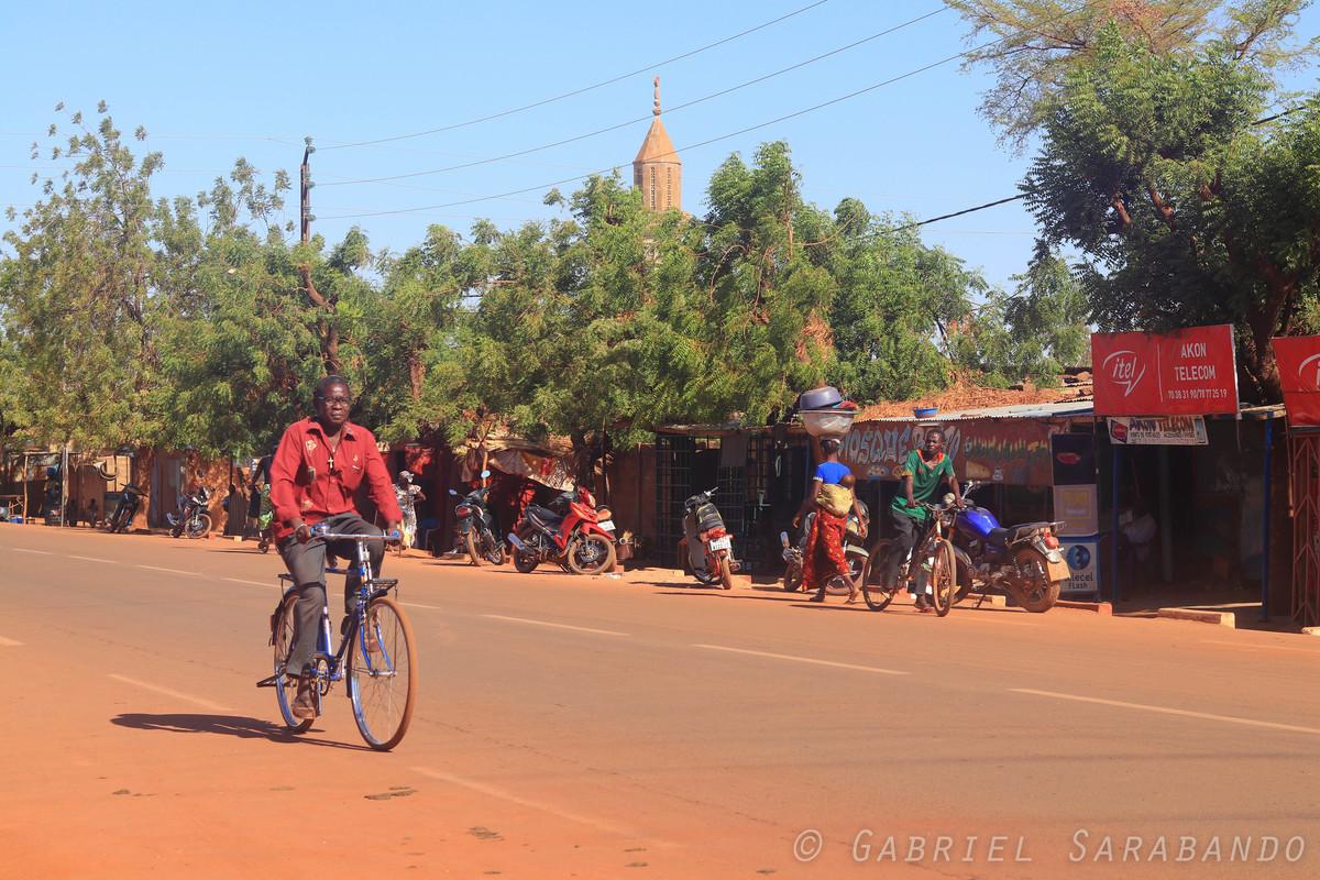 Imagem capa - Burkina Faso por GabrielSarabando