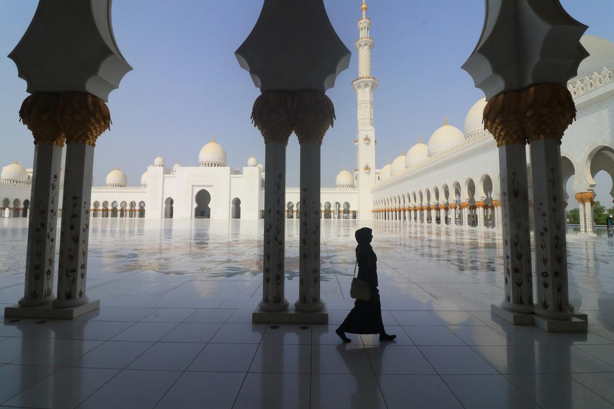 Imagem capa - Emirados Árabes Unidos por GabrielSarabando