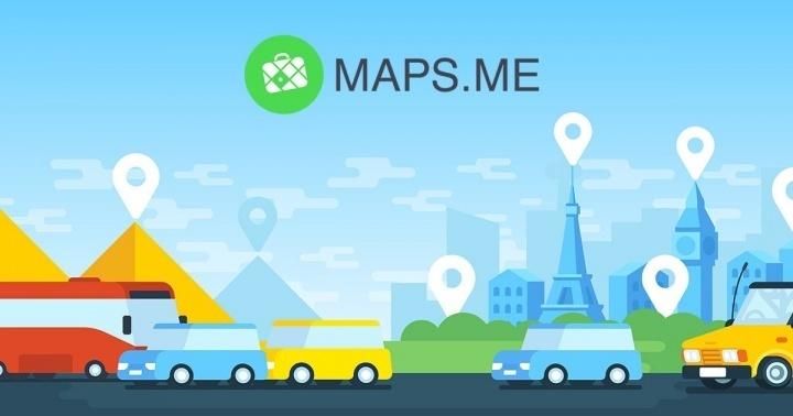 Imagem capa - Maps.me por GabrielSarabando