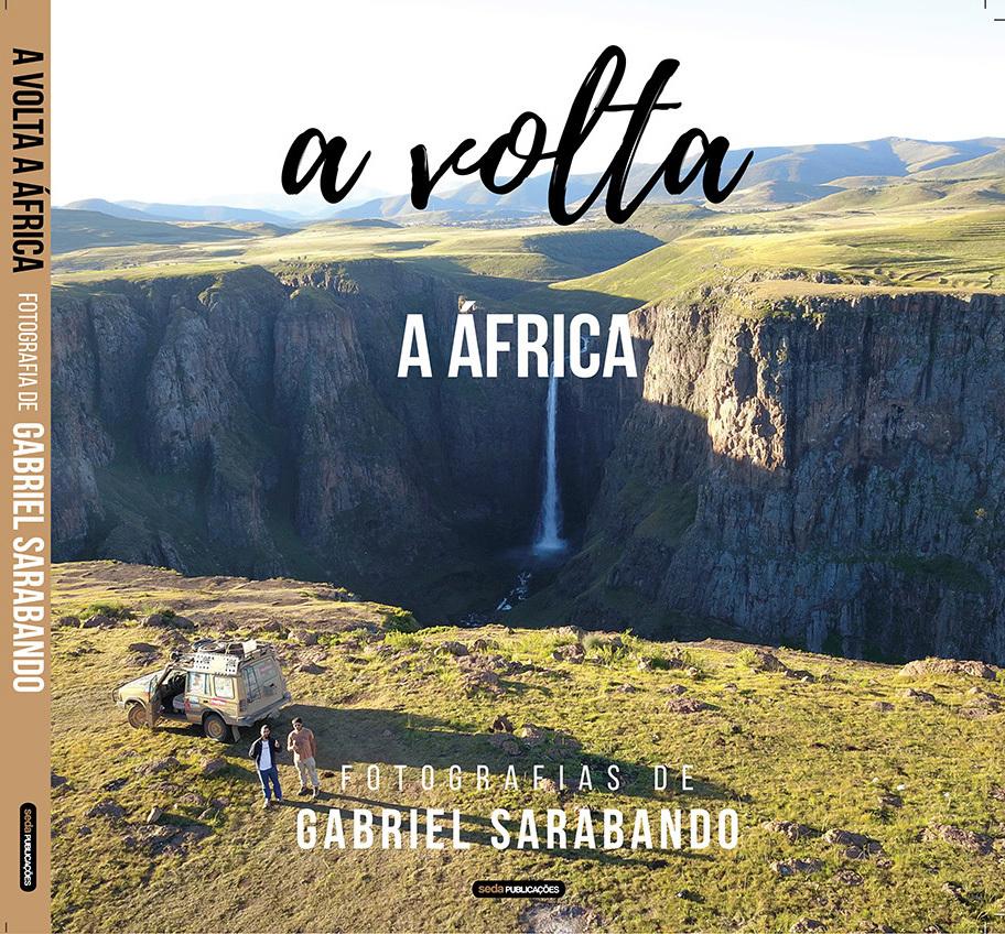 Imagem capa - Volta a África em Livro por GabrielSarabando