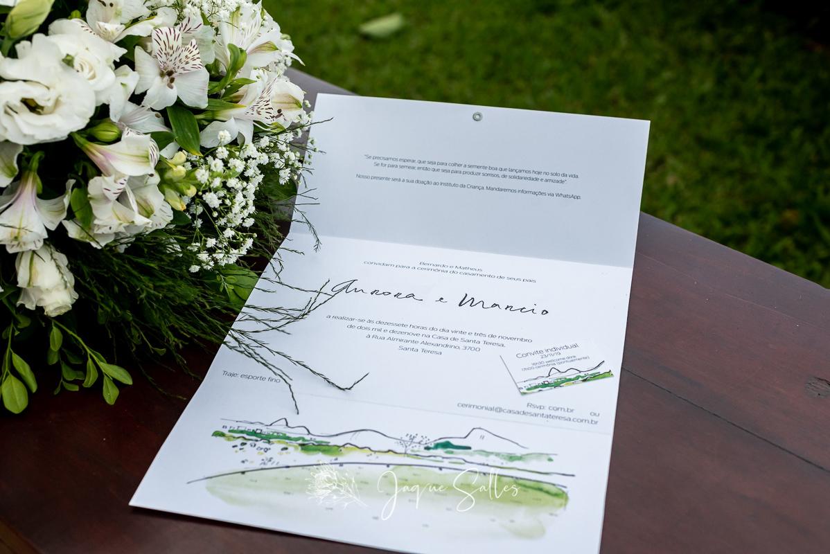 Imagem capa - Cinco Dicas de como elaborar a Lista de Convidados do seu Casamento por Jaque Salles