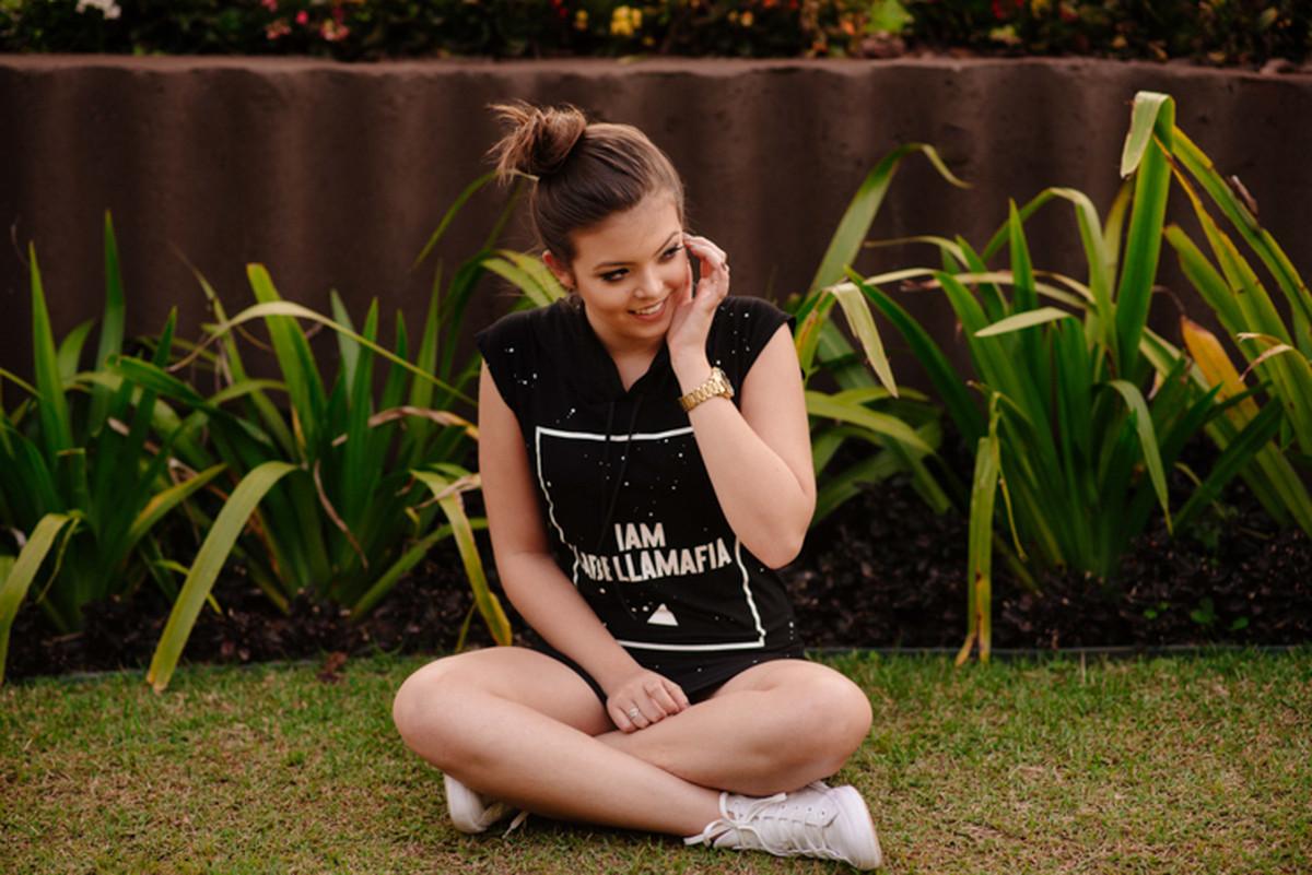 Ketlyn – Ensaio de 15 anos