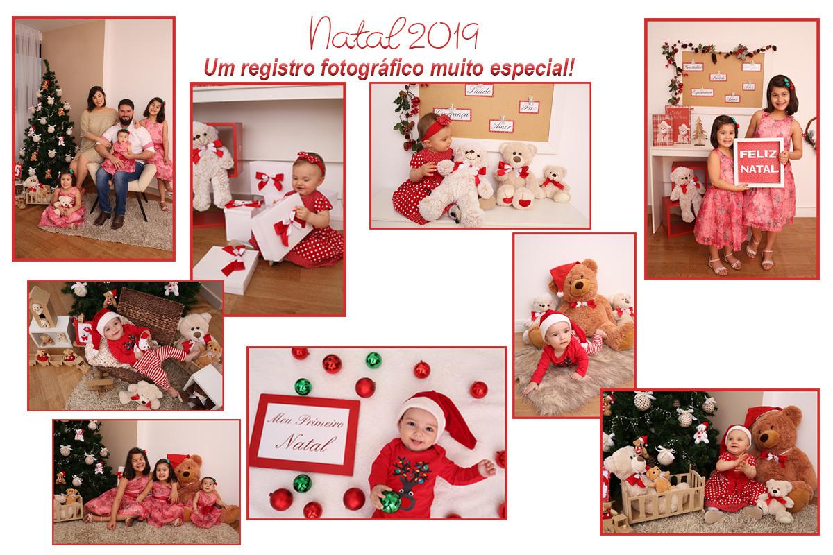 Imagem capa - Sessão de Natal:a hora de reunir a família para um registro especial! por Fabiola Celeste Schmidt