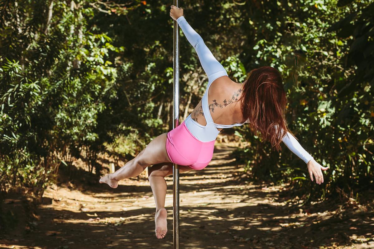 Pole Dance Woman Performing Arts Poder Beleza Artista Sexy Feminino Canon Eduardo Zavarize Fotografia Qualidade