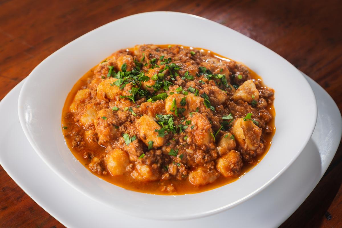 Luigi Ristorante Comida Food Eduardo Zavarize Camarão Frutos do Mar Massa Ifood Gastronomia Macaé
