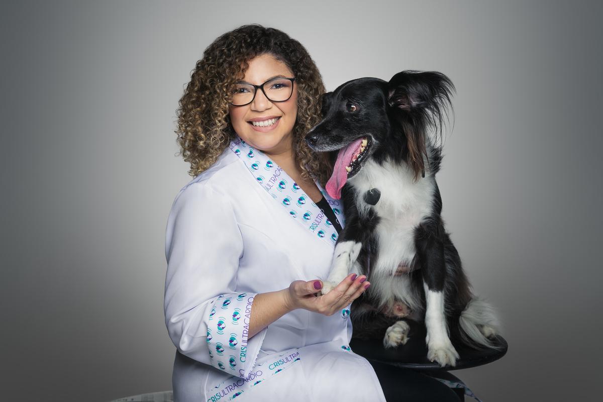 Posicionamento de Imagem Cristiane Macaé Eduardo Zavarize Branding Dog Cardiologia Veterinária