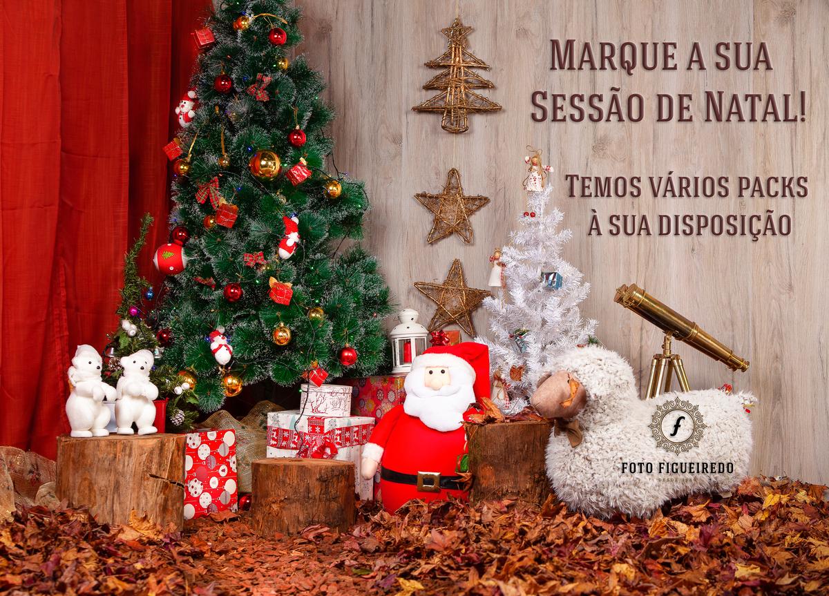 Imagem capa - Sessões de Natal 2020! por Foto Figueiredo