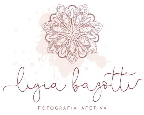 Logotipo de Lígia Bazotti