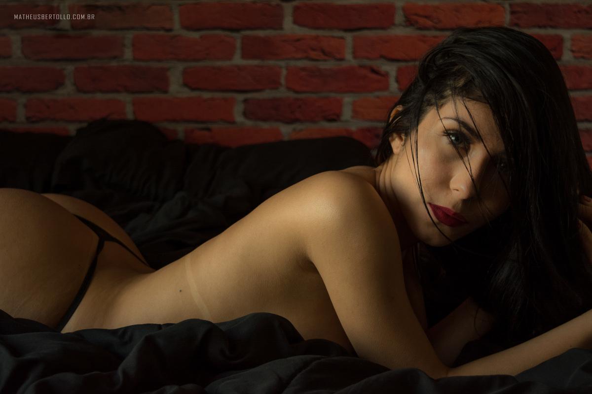 Imagem capa - Porque fazer um ensaio sensual? por Matheus Eduardo Bertollo