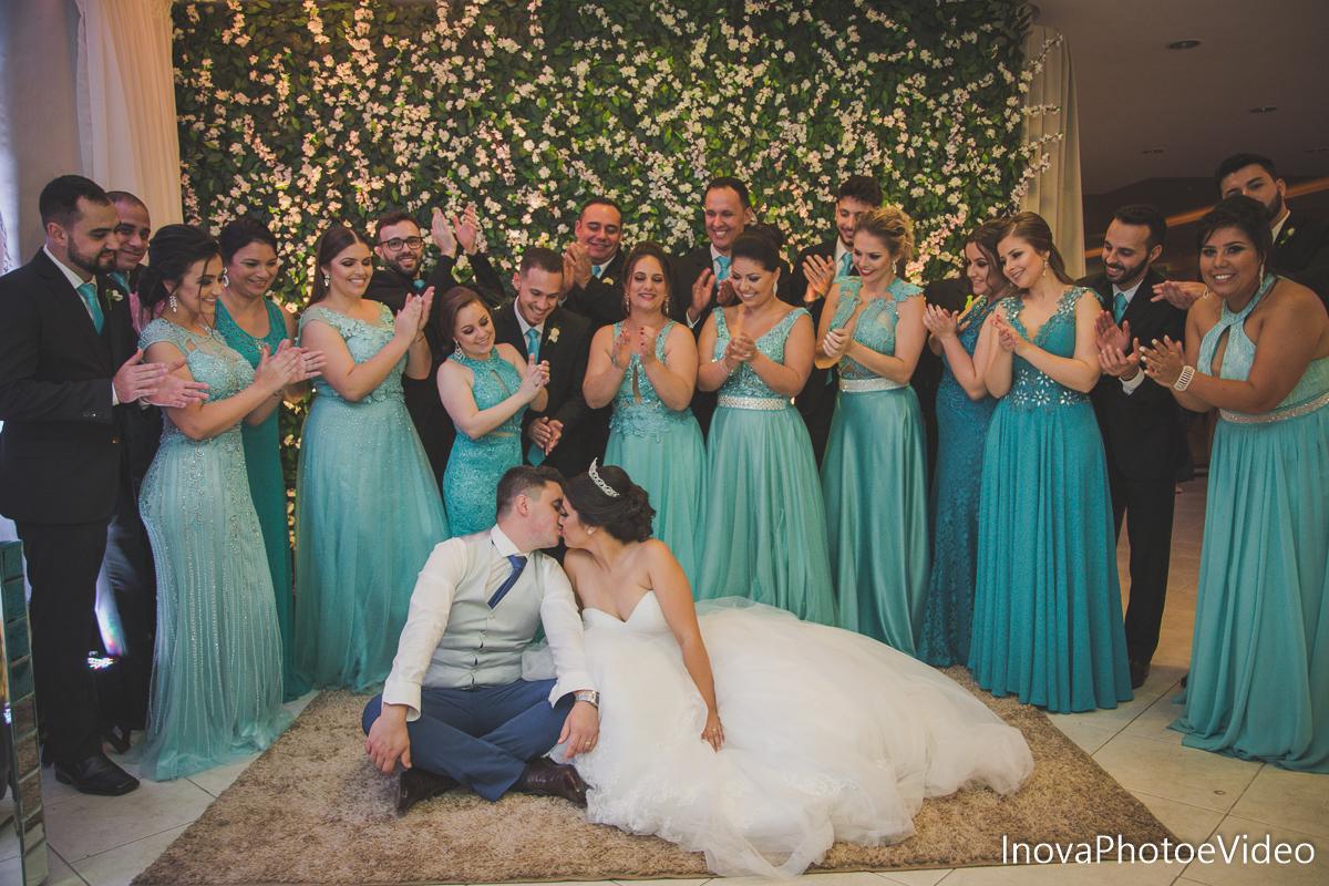 Jean Guilherme, Inova photo e video, o melhor fotografo, casamento, Igreja Matriz de Biguaçu, padrinhos, madrinhas