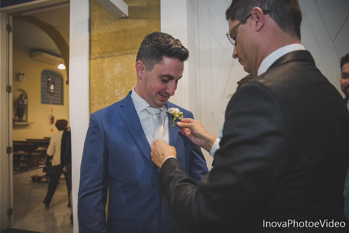 Jean Guilherme, Inova photo e video, o melhor fotografo, casamento, Igreja Matriz de Biguaçu, noivo,
