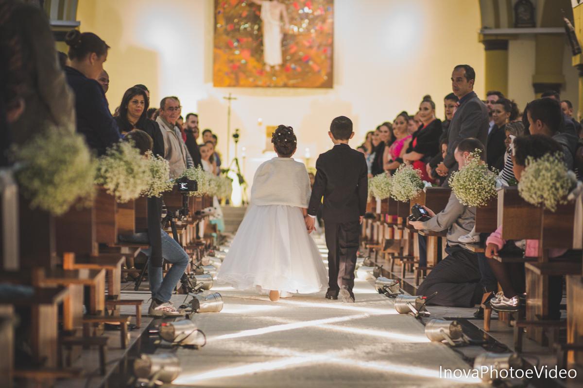 Jean Guilherme, Inova photo e video, o melhor fotografo, casamento, Igreja Matriz de Biguaçu, daminhas,