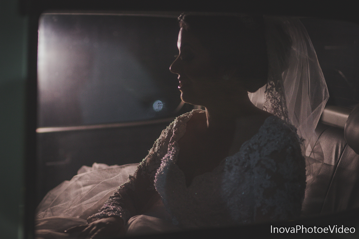 Jean Guilherme, Inova photo e video, o melhor fotografo, casamento, Igreja Matriz de Biguaçu, noiva
