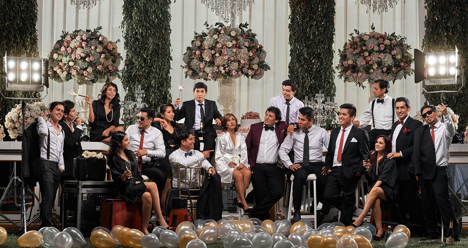 Contate SEVEN | Fotógrafo y Videográfo de BODAS en Lima, Perú