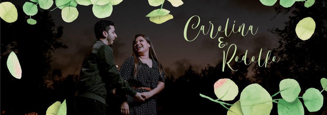 Imagem capa - CAROLINA + RODOLFO     5 DICIEMBRE 2020 por John