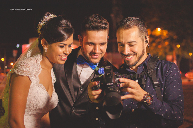 Contate Erick Willian | Fotografo Casamento -  Novidades em fotografia ?