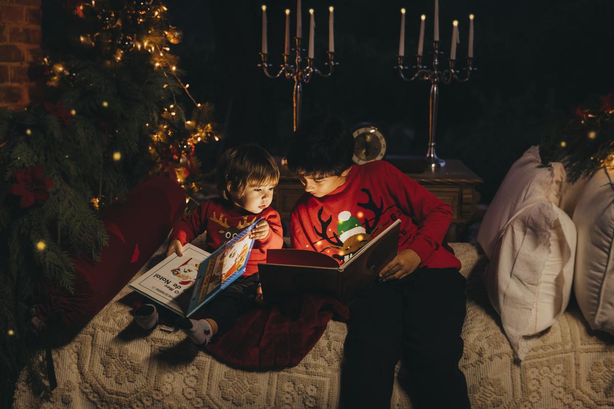 Imagem capa - Encanto de Natal! por Essencia Fotografia