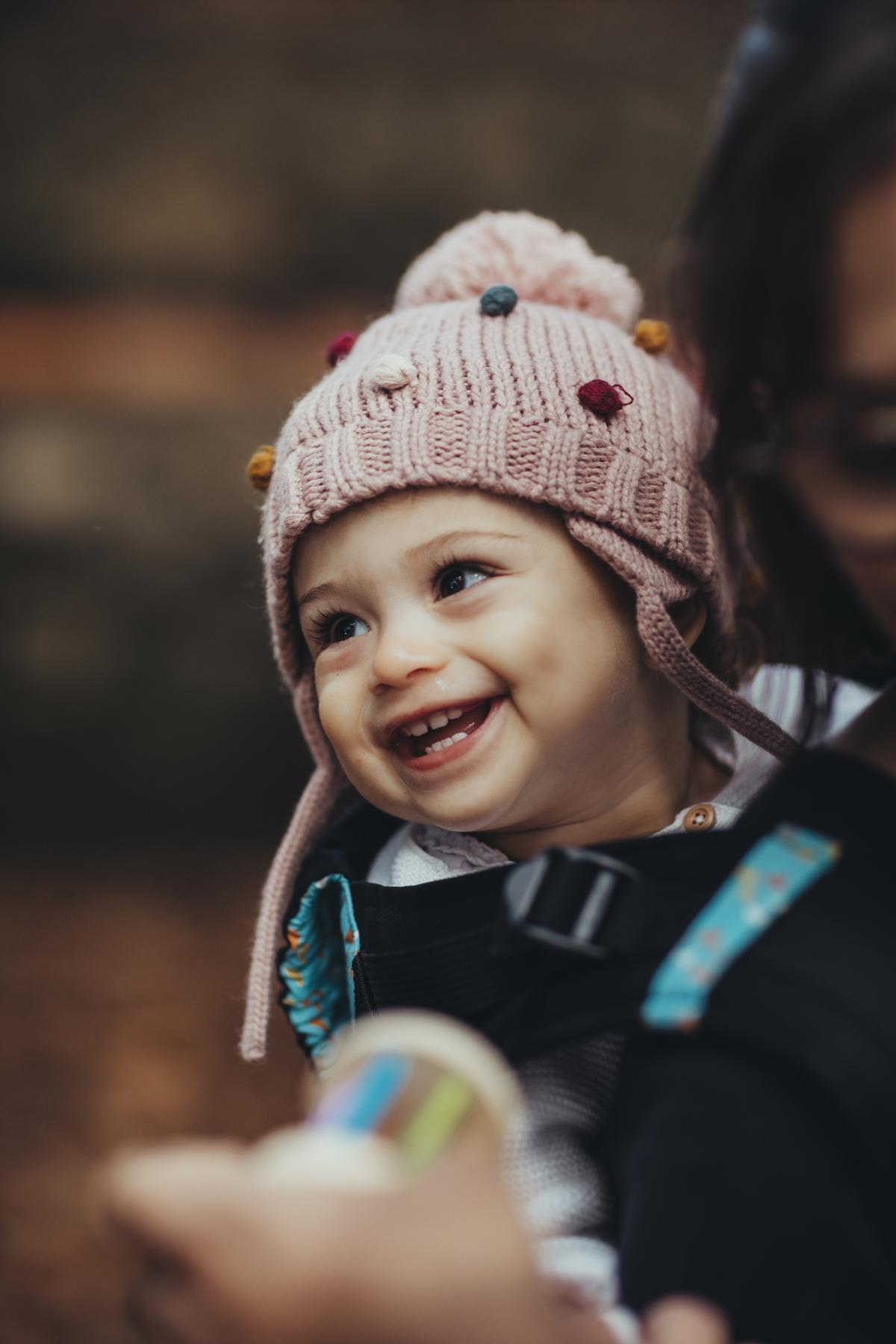 Imagem capa - Babywearing sabem o que é? por Essencia Fotografia