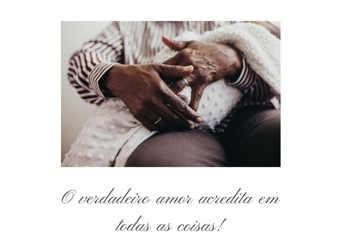Imagem capa - O verdadeiro amor acredita! por Essencia Fotografia