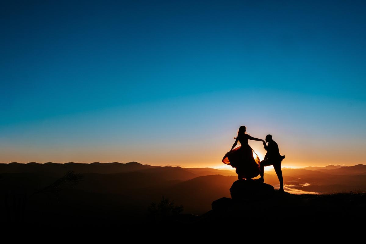Imagem capa - TUDO O QUE VOCÊ PRECISA SABER SOBRE ENSAIO PRÉ-WEDDING NO PICO DO OLHO D'ÁGUA por ANDERSON CARLOS CREPALDI