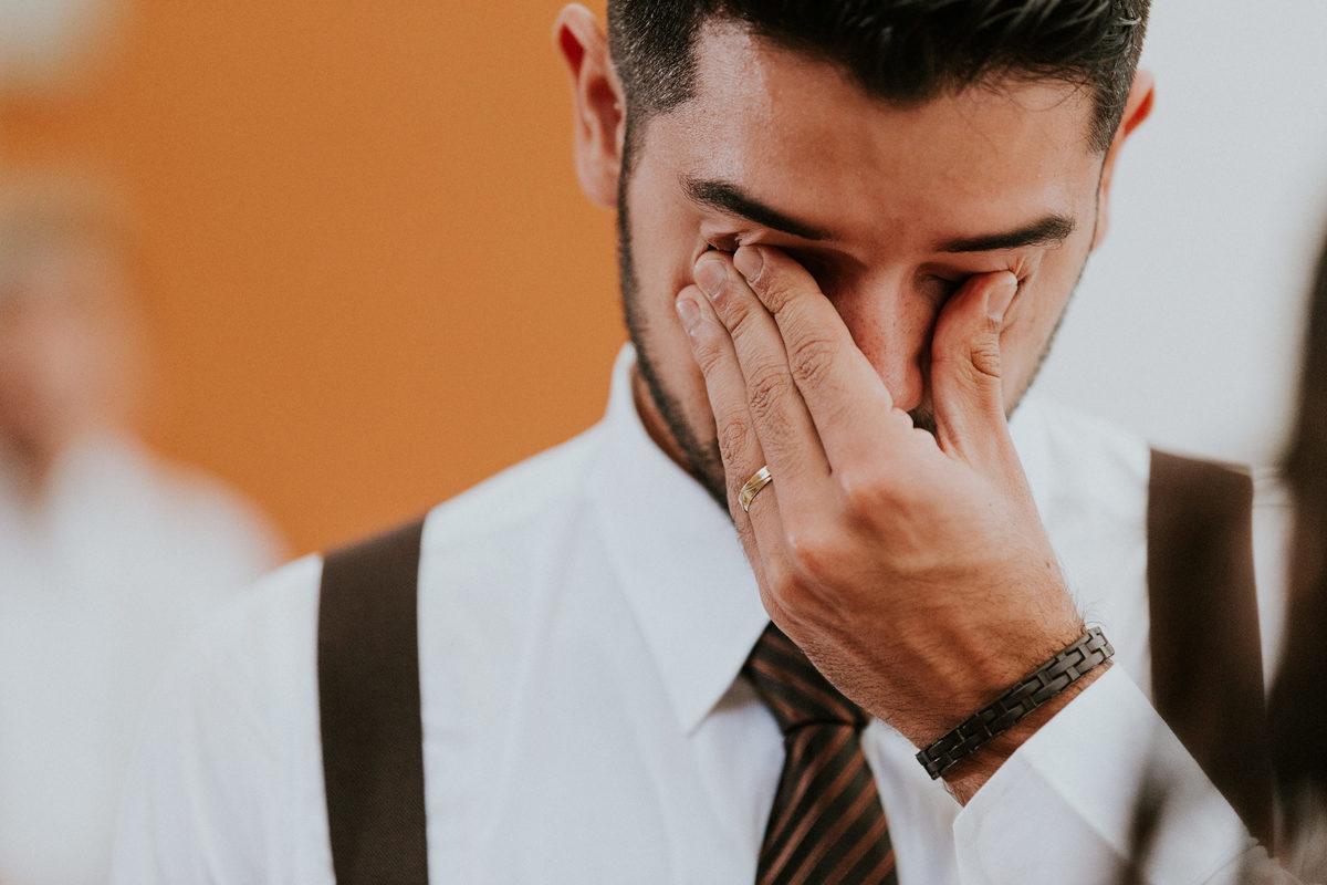 Imagem capa - As melhores reações dos noivos no altar por ANDERSON CARLOS CREPALDI