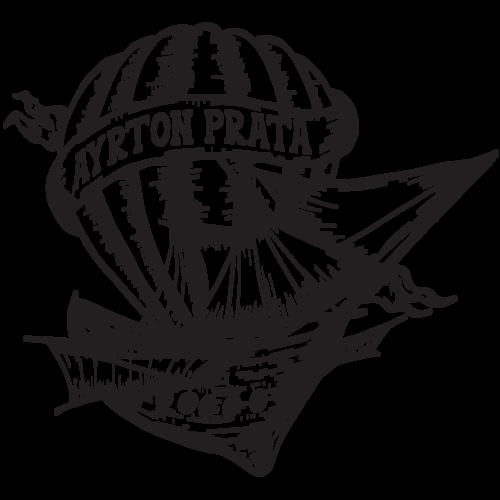 Logotipo de AYRTON PRATA