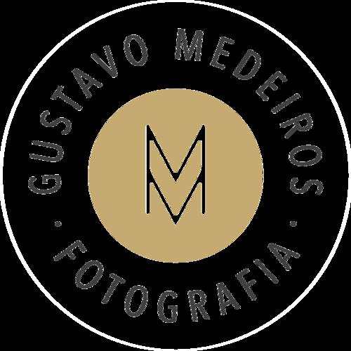 Logotipo de Gustavo Medeiros