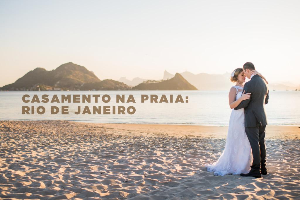 Imagem capa - Casamento na praia: Rio de Janeiro por Gustavo Medeiros