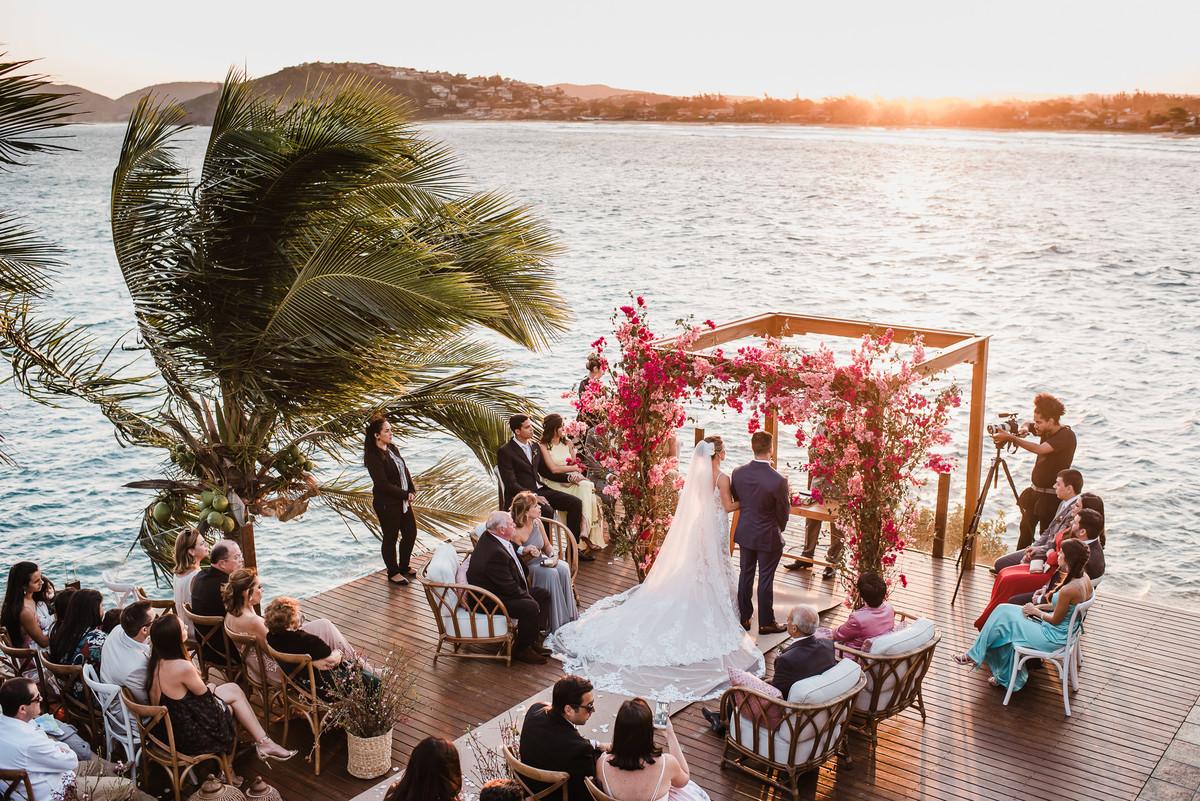 Imagem capa - 6 locais para casar ao ar livre por Gustavo Medeiros