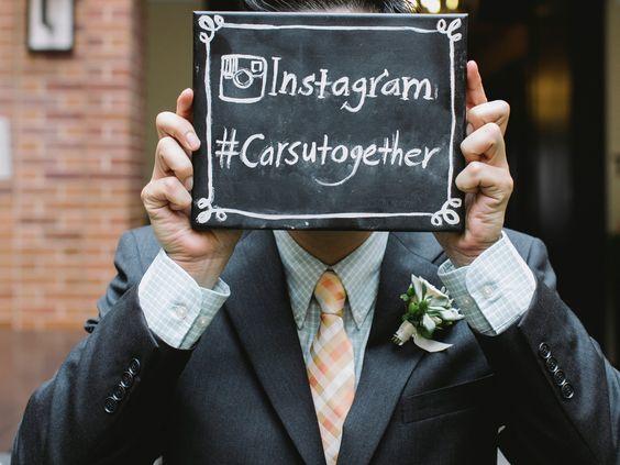 Imagem capa - Dicas para usar uma Hashtag no seu Casamento por Gustavo Medeiros