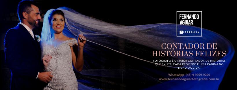 Contate fernando aguiar - fotógrafo especializado em fotografia de casamentos, ensaios de casal, ensaios pré wedding, ensaios gestante, eventos de 15 anos com ensaios de debutante na região da Amurel em Santa Catarina / SC