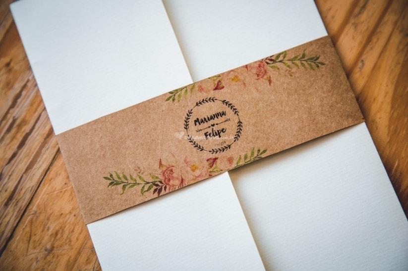 Imagem capa - 5 dicas essenciais para a entrega dos convites de casamento por Fernando Aguiar Fotografia