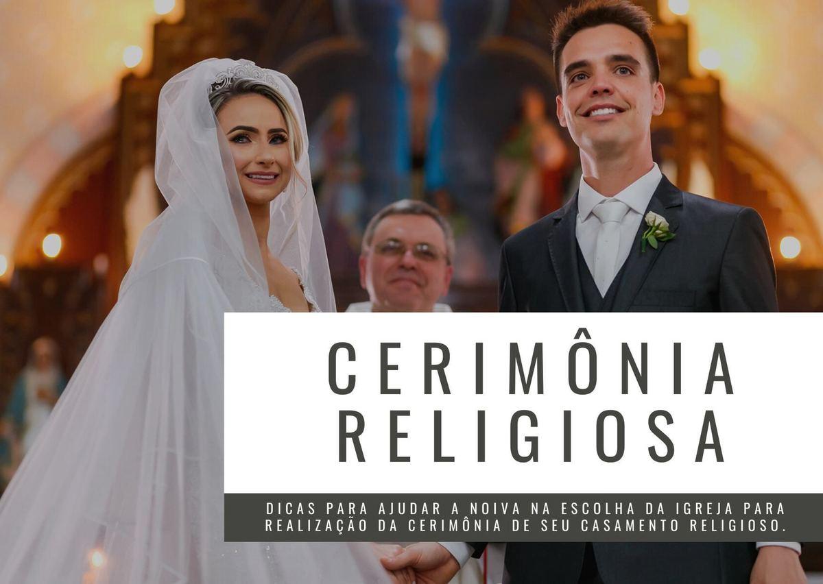 Imagem capa - Dicas para casamento na igreja por Fernando Aguiar Fotografia