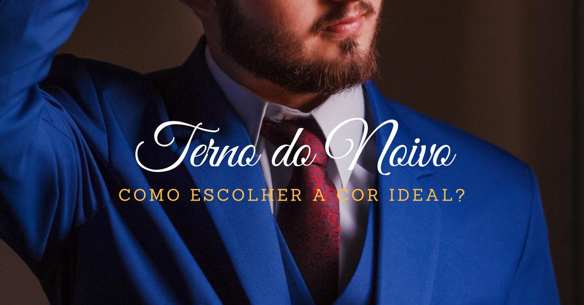 Imagem capa - Terno do noivo | Como escolher a cor ideal? por Fernando Aguiar Fotografia