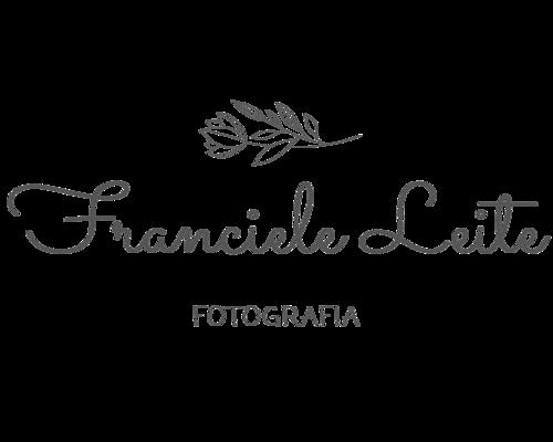 Logotipo de Franciele Leite Fotografia
