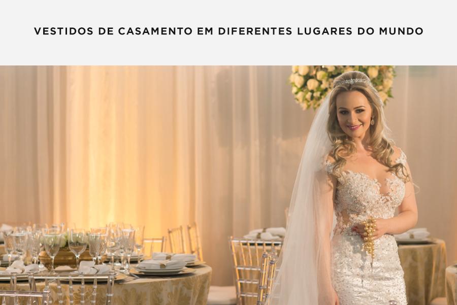 Imagem capa - Vestidos de casamento em diferentes lugares do mundo por Katy Tesser