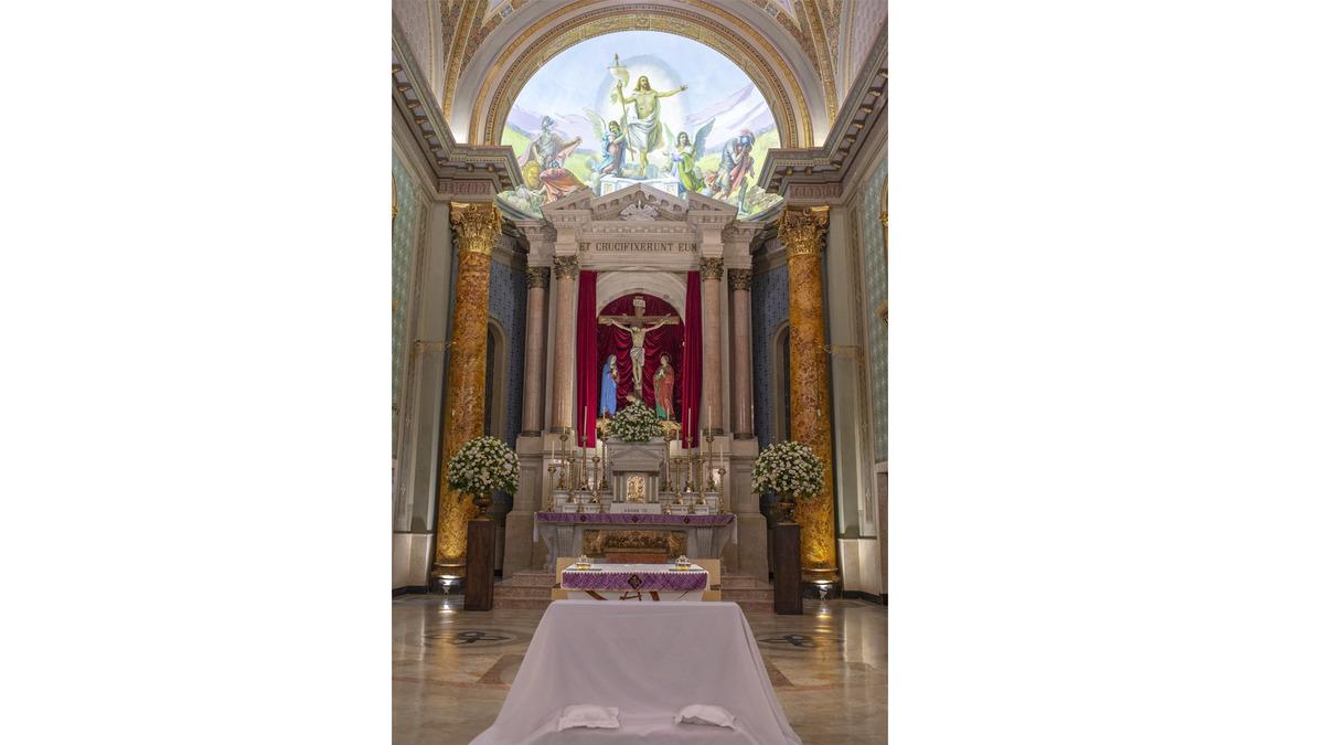 Imagem capa - Paróquia São Paulo da Cruz - Igreja do Calvário por iStudio3
