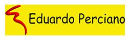 Logotipo de Eduardo Perciano
