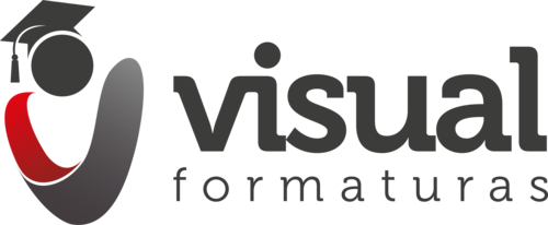 Logotipo de Visual Formaturas