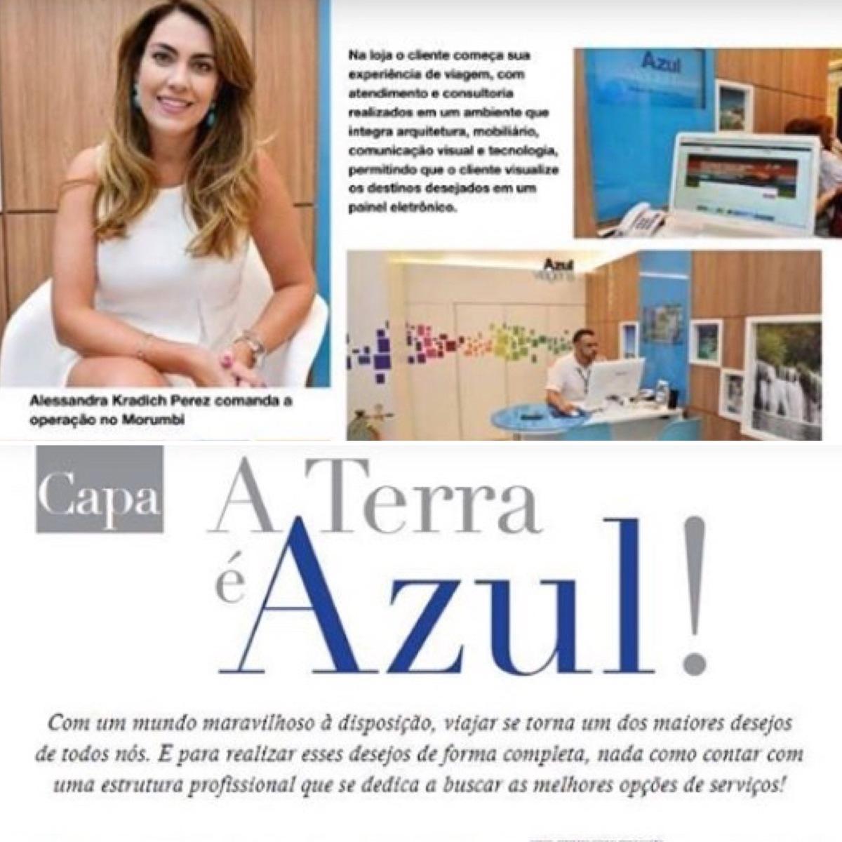 Imagem capa - Azul  por Bárbara Coufal
