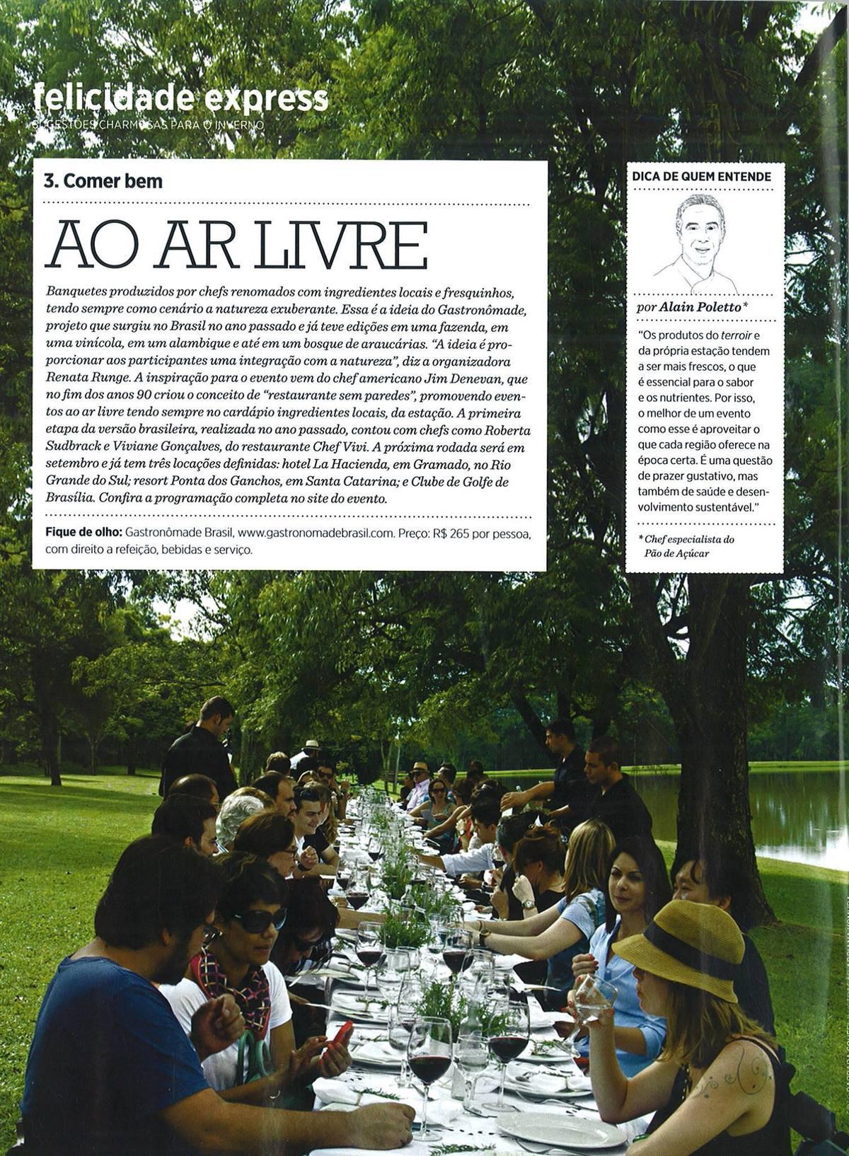 Imagem capa - Revista Mais - Grupo Pão de Açucar por Bárbara Coufal