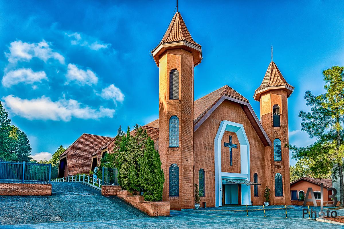 fotografia de casamento na Igreja Bom Pastor Alphaville, fotografia de casamento em alphaville.