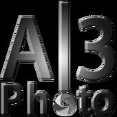 Logotipo de A3 Photo