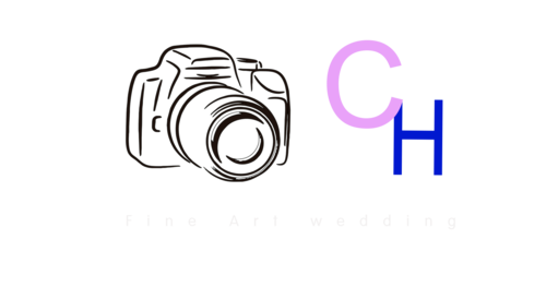 Logotipo de CH Fotografia