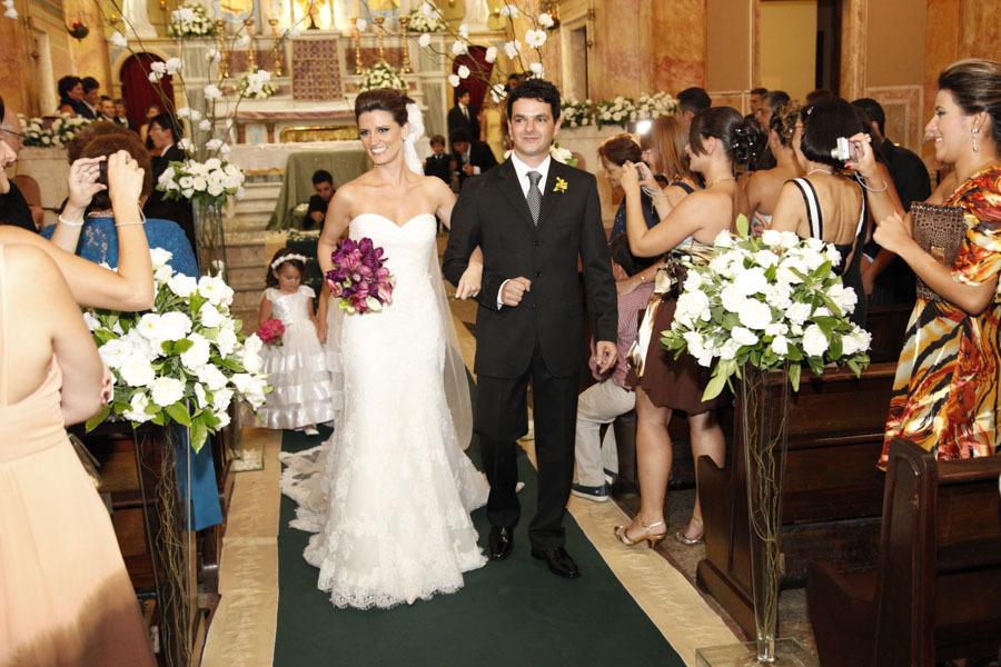 Imagem capa - Cerimônia de Casamento Paróquia de Santa Teresinha - Festa Hotel Renaissance - SP por Anderson Nascimento