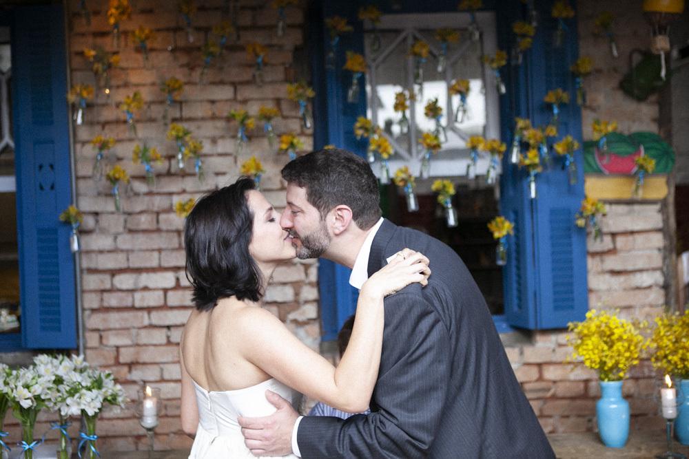 Imagem capa - Mini Wedding em Restaurante Vila Madalena por Anderson Nascimento