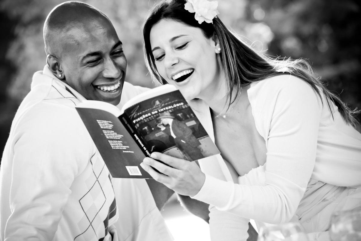 Imagem capa - Ensaio casal Pré Wedding Parque Villa Lobos por Anderson Nascimento