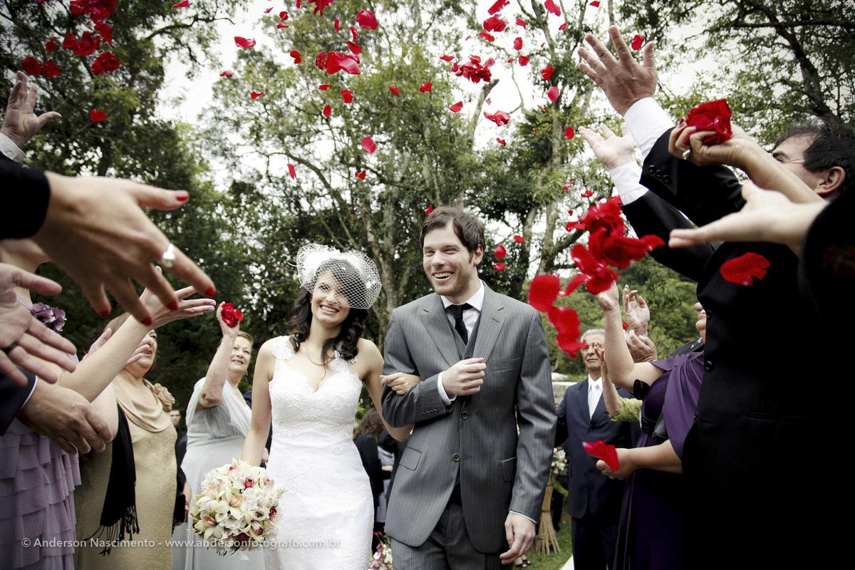 Imagem capa - Casamento Durante o Dia - Serra da Cantareira - Espaço Natureza por Anderson Nascimento